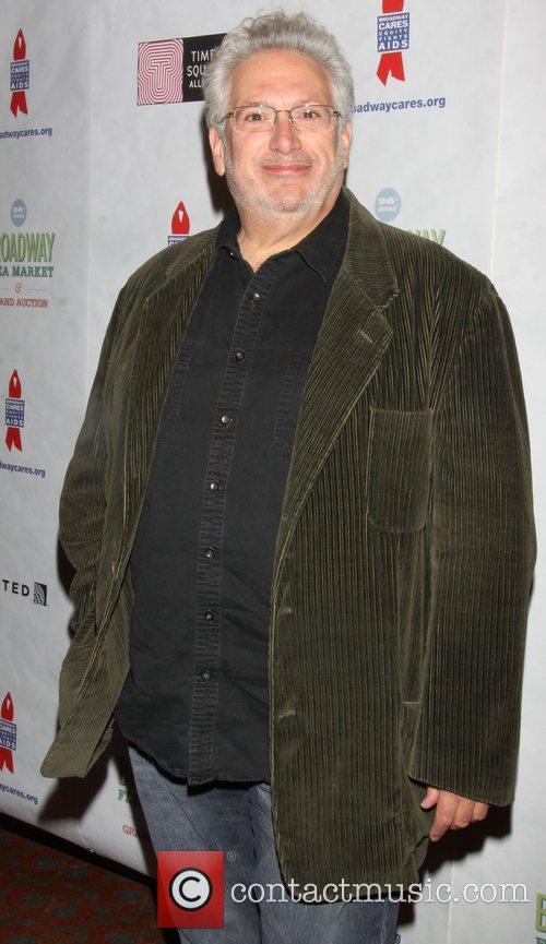 Harvey Fierstein attending the 26th Broadway Cares Flea...
