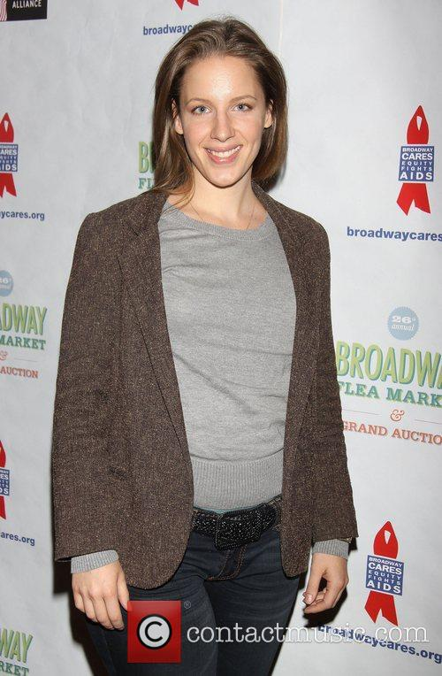 Jessie Mueller  attending the 26th Broadway Cares...
