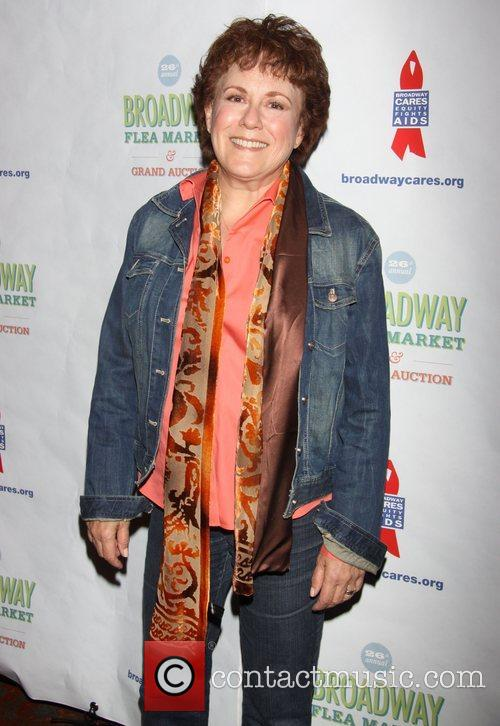 Judy Kaye attending the 26th Broadway Cares Flea...