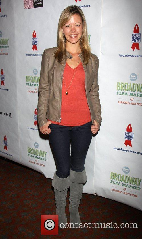 Kate Rockwell  attending the 26th Broadway Cares...