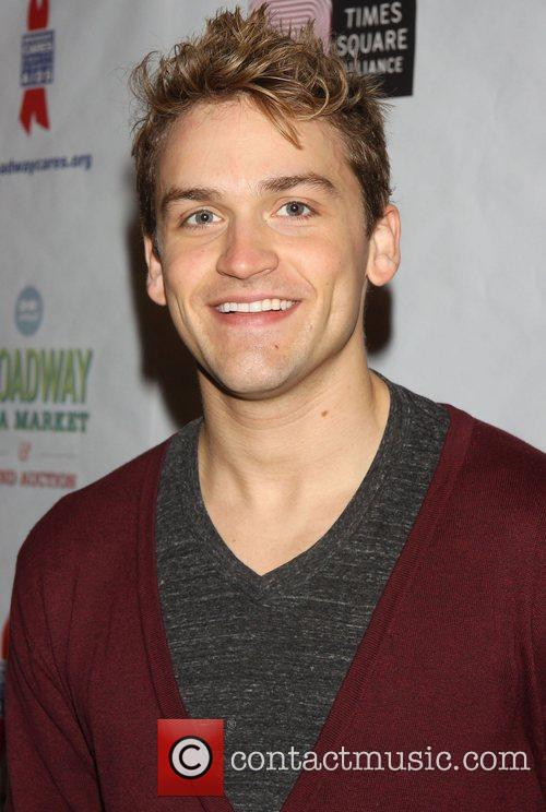 Neil Haskell  attending the 26th Broadway Cares...