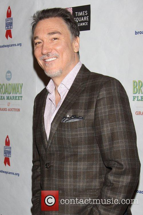 Patrick Page attending the 26th Broadway Cares Flea...