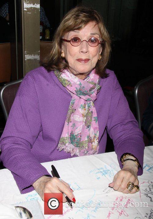 Phyllis Newman  attending the 26th Broadway Cares...