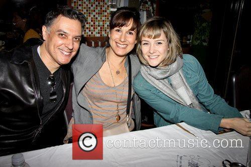 Robert Cuccioli, Stephanie J. Block and Jill Paice...