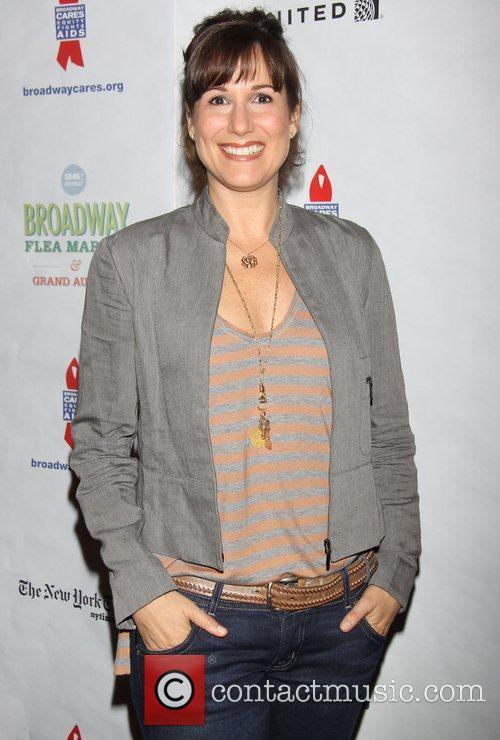 Stephanie J. Block  attending the 26th Broadway...