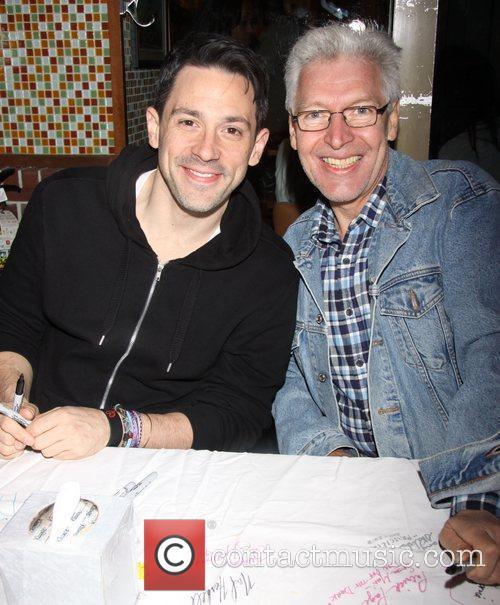 Steve Kazee and Tony Sheldon attending the 26th...