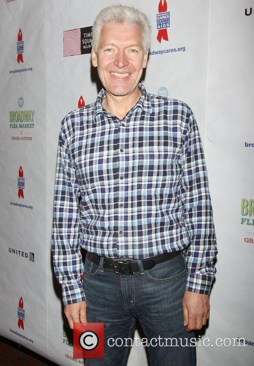 Tony Sheldon  attending the 26th Broadway Cares...