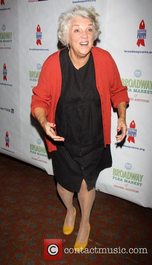 Tyne Daly  attending the 26th Broadway Cares...