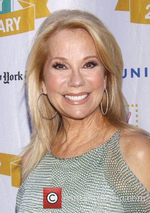 Kathie Lee Gifford and Times Square 11