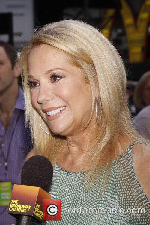 Kathie Lee Gifford and Times Square 4