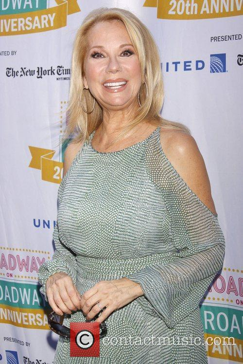 Kathie Lee Gifford and Times Square 6