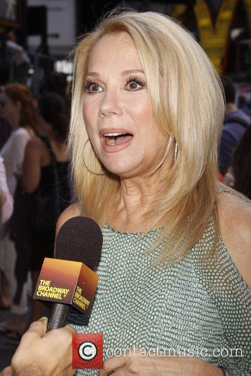 Kathie Lee Gifford and Times Square 7