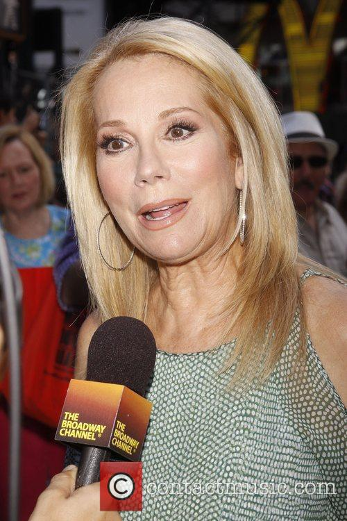 Kathie Lee Gifford and Times Square 10