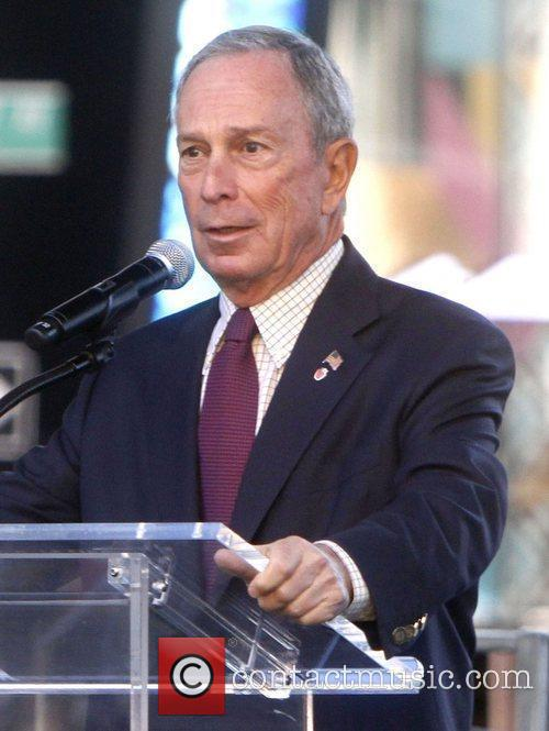 Mayor Michael Bloomberg and Times Square 3