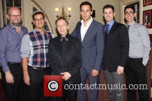 Scott Coulter, Michael Holland, Scott Siegel, Ryan Silverman, Matt Cavenaugh and Max Crumm 2