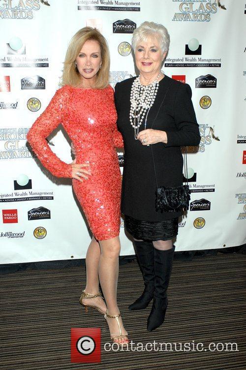 Donna Mills and Shirley Jones 2