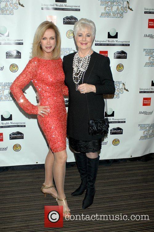 Donna Mills and Shirley Jones 4