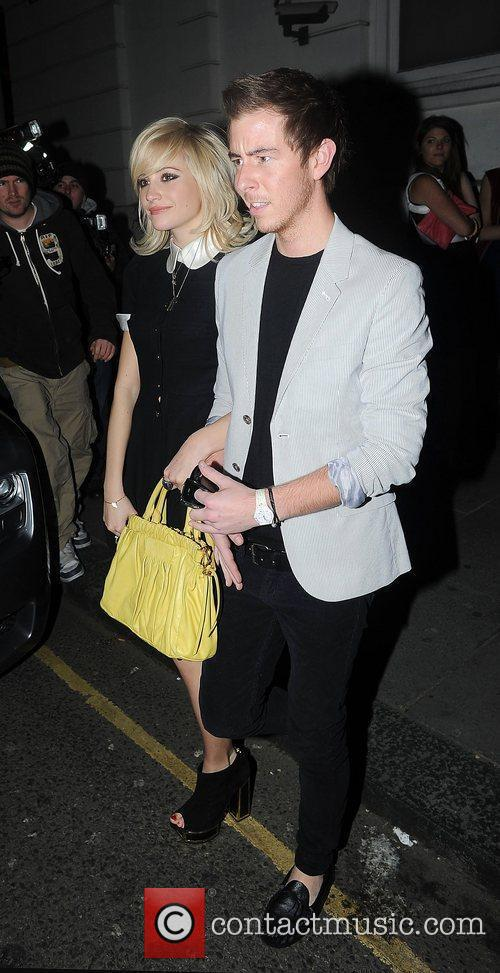 Pixie Lott at the launch of The Lion...