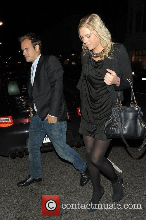 Chelsy Davy  at the Beulah London and...