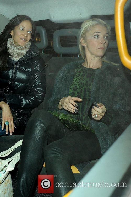 Tamara Beckwith at the Beulah London and Hennessy...