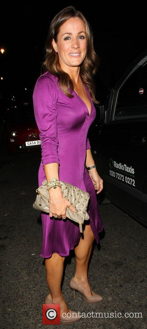 Natalie Pinkham,  at the Beulah London and...