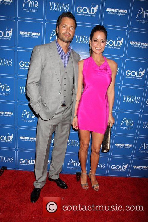David Charvet and Brooke Burke 2