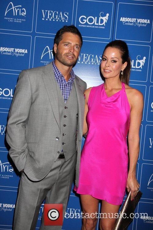 David Charvet and Brooke Burke 1