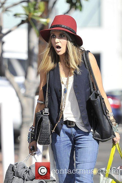 Brooke Mueller, Fred Segal and West Hollywood 5