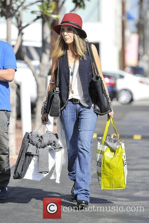 Brooke Mueller, Fred Segal and West Hollywood 3