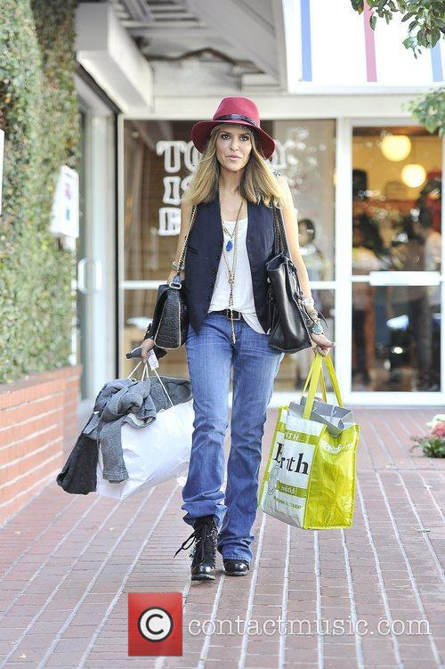 Brooke Mueller, Fred Segal and West Hollywood 2