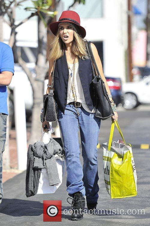 Brooke Mueller, Fred Segal and West Hollywood 9