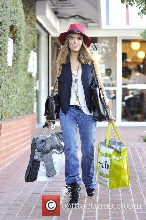 Brooke Mueller, Fred Segal and West Hollywood 10
