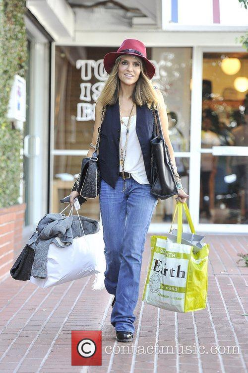 Brooke Mueller, Fred Segal and West Hollywood 6
