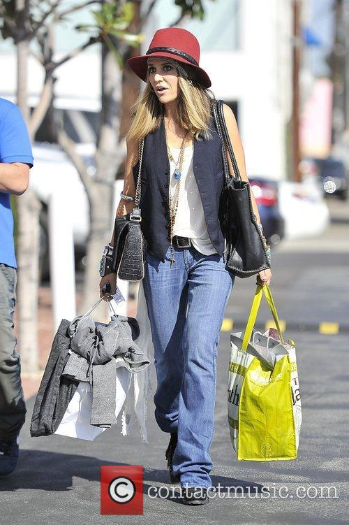 Brooke Mueller, Fred Segal and West Hollywood 4