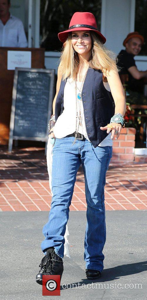 Brooke Mueller, Fred Segal and West Hollywood 1