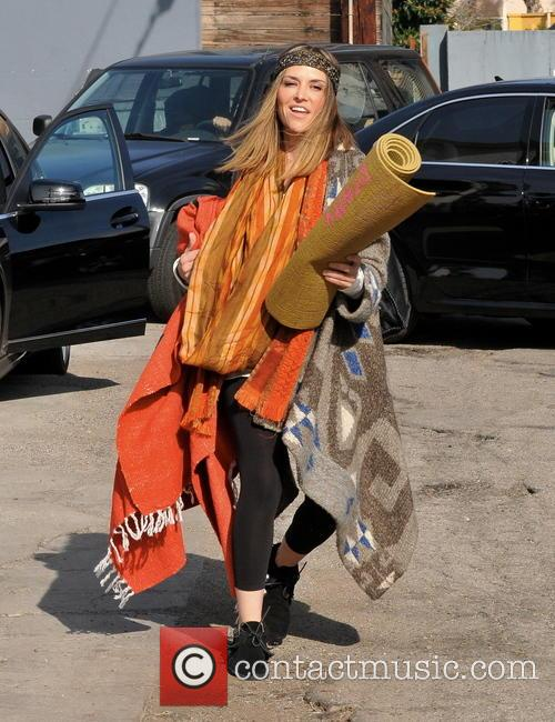 Brooke Mueller, LA