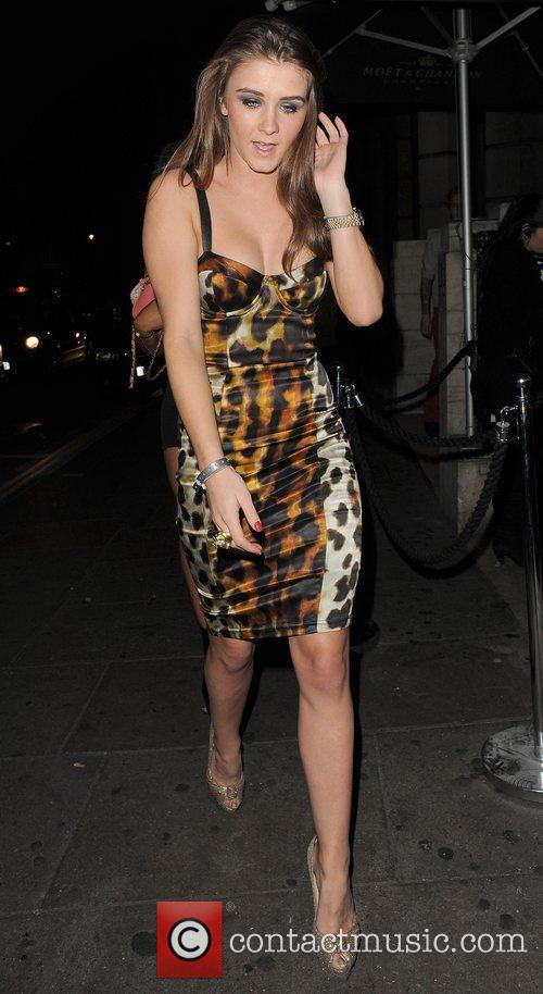 Brooke Vincent and Aura Nightclub 4