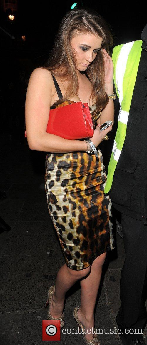 Brooke Vincent and Aura Nightclub 5
