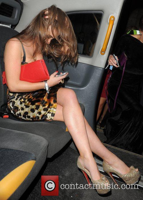 Brooke Vincent and Aura Nightclub 8