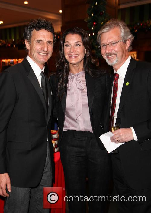 Brooks Brothers Annual Holiday, Celebration, Benefit St. Jude Research and Hospital 7