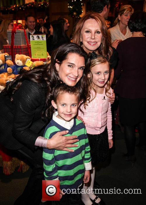 Brooks Brothers Annual Holiday, Celebration, Benefit St. Jude Research and Hospital 9