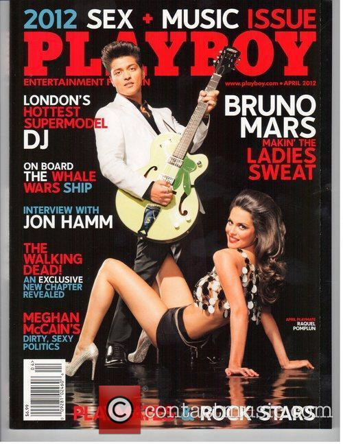 Bruno Mars and Playboy 1