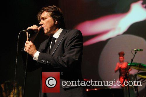 Bryan Ferry performing live at O2 Shepherd's Bush...