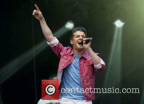 Joe McElderry BT London Live Hyde Park -...