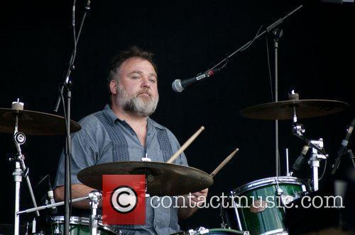 Mathew Priest, drummer in the band Dodgy BT...
