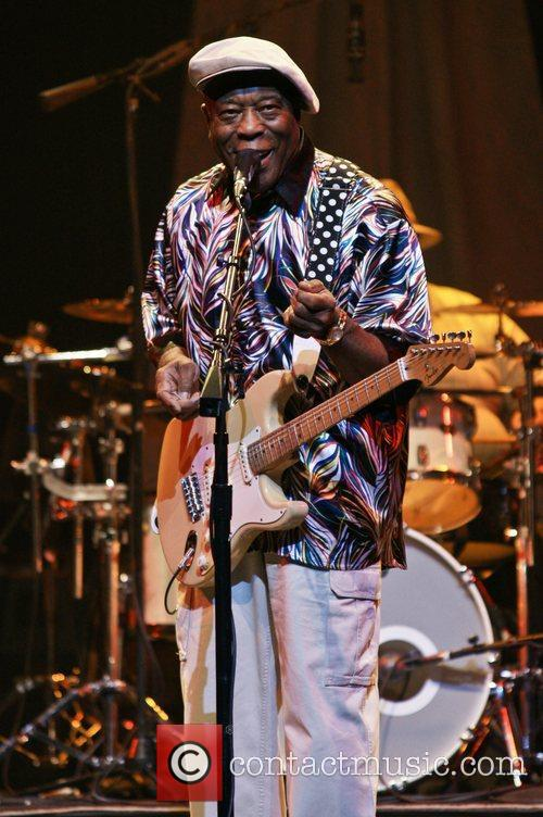 Buddy Guy performing at at ACL Live in...