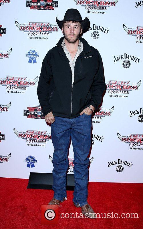 Caleb Sanderson Professional Bull Rider Superstars walk the...
