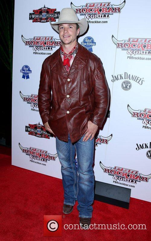 Cody Nance Professional Bull Rider Superstars walk the...