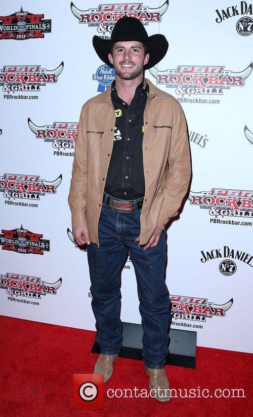 Douglas Duncan Professional Bull Rider Superstars walk the...
