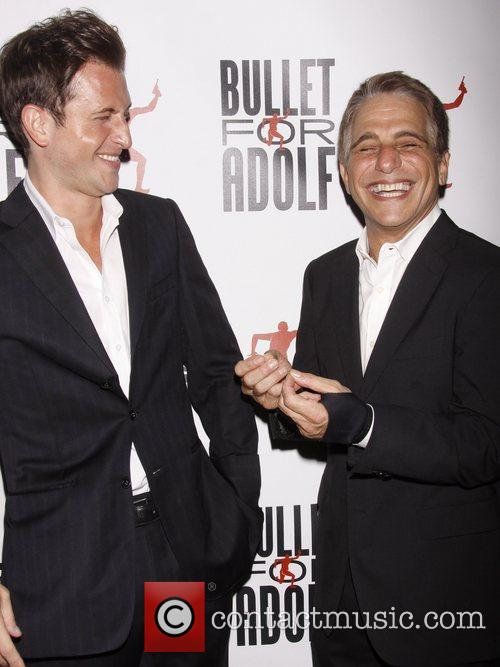 Peter Cincotti and Tony Danza 2
